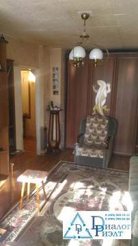 Двухкомнатная квартира в пешей доступности от ж/д станции Коренёво