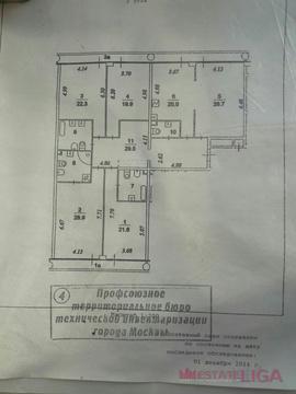 "5-комнатная квартира, 210 кв.м., в ЖК ""Новоясеневский"""