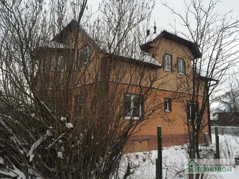 Дом 300 кв.м. г. Москва, Рязановское поселение, п. Ерино, СНТ Десна