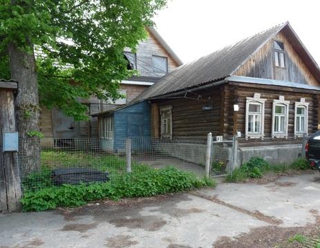 Дом д. Никитское (г.клин) 12 сот. ИЖС