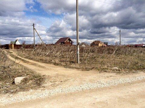 Земельный участок 14 соток в д. Ватулино, Рузский район, 95 км от МКАД