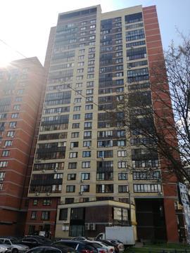 """3-комнатная квартира, 90 кв.м., в ЖК """"Левобережный"""""""