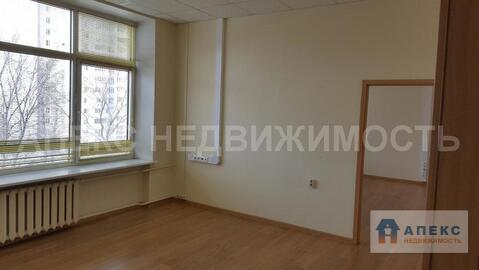 Аренда офиса 93 м2 м. Новые Черемушки в бизнес-центре класса В в .