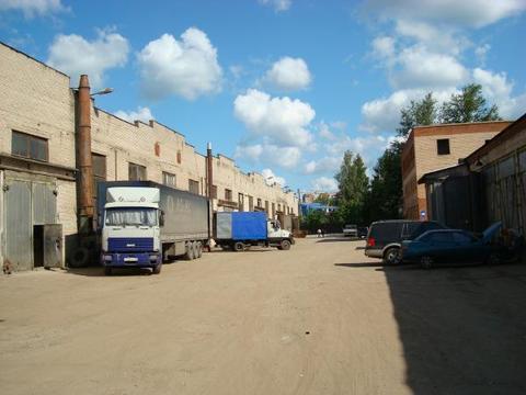 Производственно-складской комплекс, Солнечногорск
