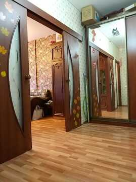 Однокомнатная квартира с мебелью и евроремонтом