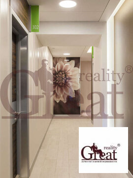 2-комнатная квартира, 58 кв.м., в ЖК «Парк Мира»
