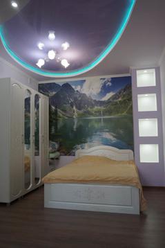 2 комнатная квартира 70 кв.м. евро отделка Жуковский, Солнечная, д.10