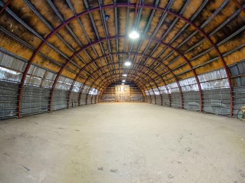 Сдается холодный склад(ангар) 330м2.
