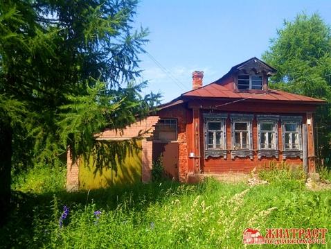 Продаю дом и участок под ПМЖ в деревне Шебаново Павлово-Посадского .
