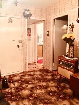 Продаётся трёхкомнатная квартира 65м2 на ул. Полиграфистов д.23/2