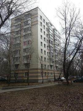 Дом после реконструкции рядом с метро Крымская (мцк), чистый подъезд,