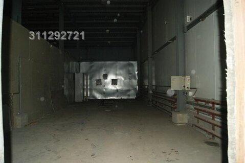 Под произ-во/склад, отаплив, выс. потолка: 8 м, возм. офис. площ. /от