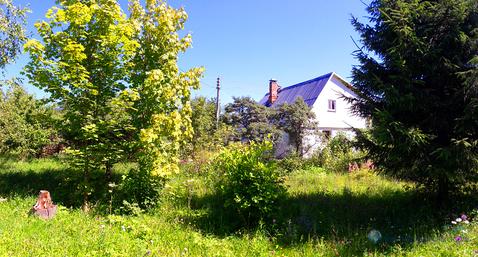 Дача на участке 22,8 сот. в садовом товариществе Волоколамского района
