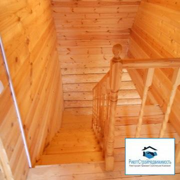 Зимний дом из бревна 110 кв.м, все коммуникации