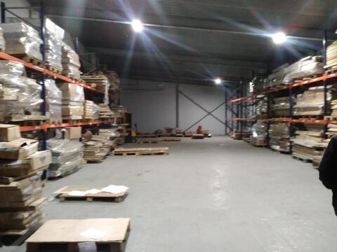 Производственное помещение 1000 кв.м.