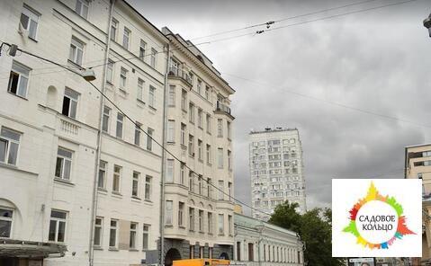 Аренда офиса, м. Тверская, Малая Дмитровка ул.