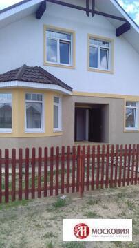 Продается готовый дом 171 м2 с отделкой, Калужское шоссе 34 км.