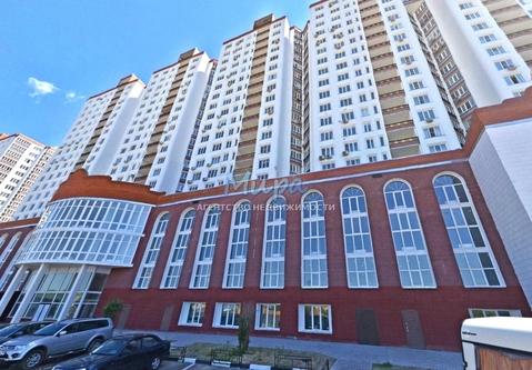 """1-комнатная квартира, 61 кв.м., в ЖК """"Лесные озера"""""""