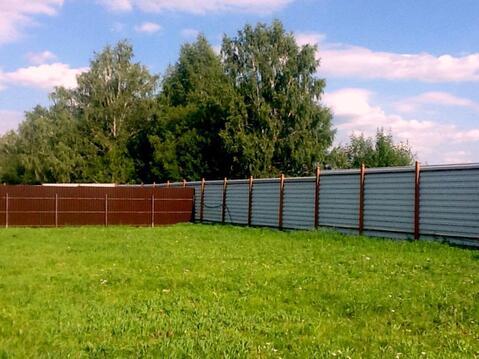 Земельный участок 8соток в Элитном кп вблизи г.Истра Волоколамское ш