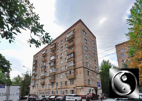 2-комнатная квартира в аренду 2-я Фрунзенская, 7, Хамовники, Москва