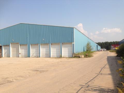 Продажа складского комплекса 7282 м2 на 1,7 га