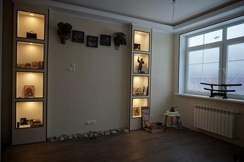 Квартира формата таунхаус в ЖК Мечта