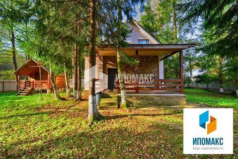 Дом 135 кв.м, участок с лесными деревьями, СНТ Нива, Киевское шоссе