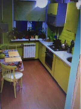 Продается 2-комнатная квартира г. Жуковский, ул. Семашко, д. 1
