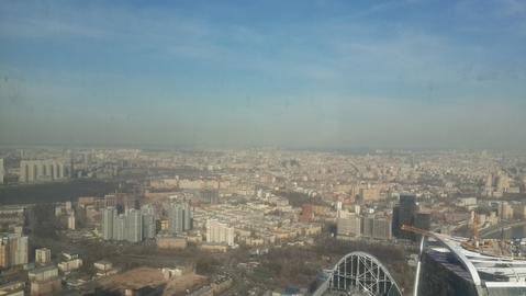 Сдается офис (апартаменты) 224 кв.м. на 67 этаже башни «Москва» .