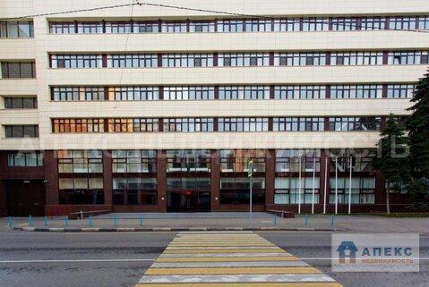 Аренда офиса 537 м2 м. Шаболовская в бизнес-центре класса В в Донской