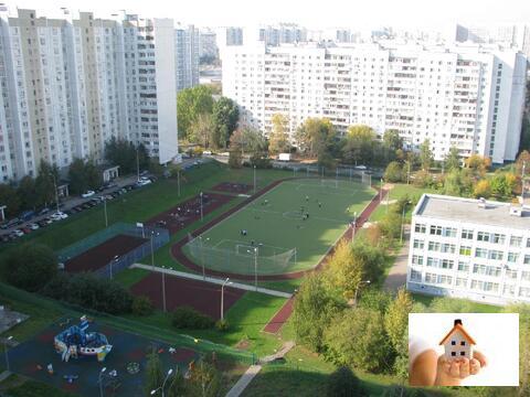 3-х комнатная квартира, ул.Братеевская д 18к3