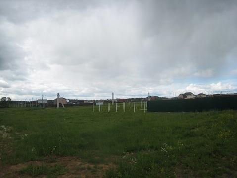 Продается земельный участок в д.Алексеевка