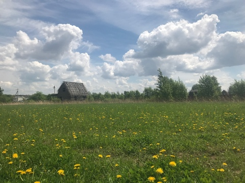 Зем. участок 7,5 соток село Никитское