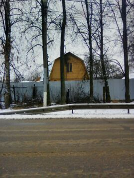 Дом 66 кв.м. на 6 сот. в г.Домодедово