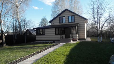 Продается дом 140 кв.м. Краснозаводск