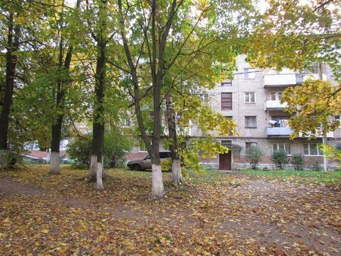 Продается двухкомнатная квартира в п. Б.Руново Каширского района
