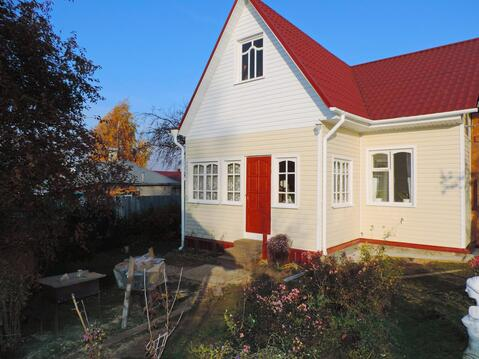 Жилой дом в г. Серпухов, ул. Смирнова, недалеко от вокзала