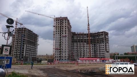 """2-комнатная квартира, 61 кв.м., в ЖК """"Петр I"""""""