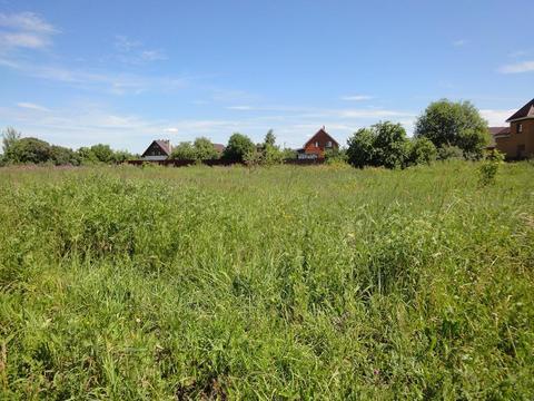 Земельный участок в д.Пантелеево Егорьевский район
