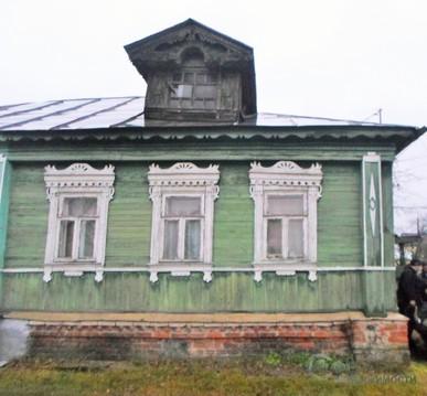 Часть дома д.Щельпино, ж/д ст.Виноградово