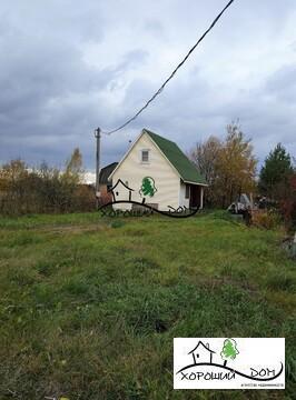 Продам дом с земельным участком 11 соток, Солнечногорский р-н д.Есипово
