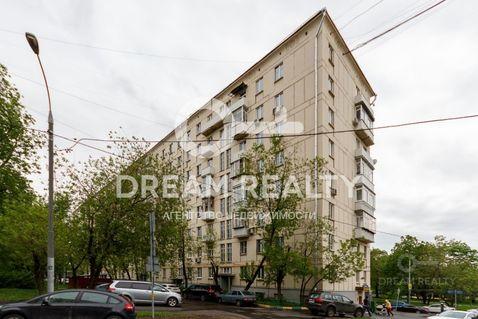 Продажа 3-комн. кв-ры, ул. Хамовнический Вал, 28