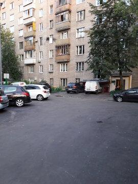 Комната 12 кв м г. Москва, Резервный проезд д.2