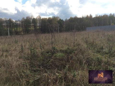 Продам земельный участок ИЖС в д. Семеновское, 600 тыс.