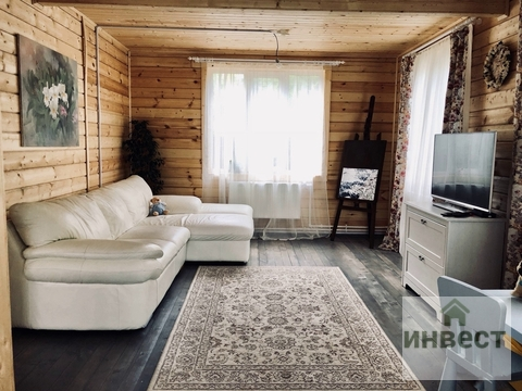 Продается 2х-этажная дача 120 кв.м на участке 6 соток, 6550000 руб.