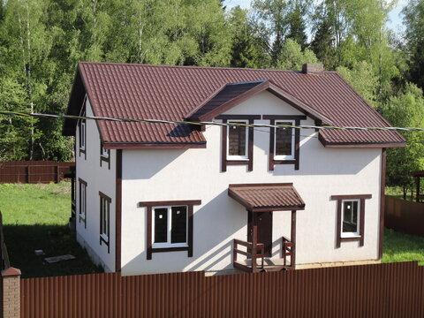 Продам новый дом 225 кв.м 10 сотки