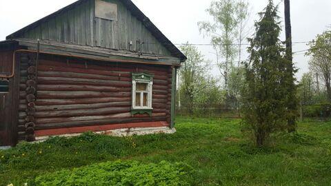 Дом 50 кв.м. с участком 36 соток д.Волосово Чеховского района