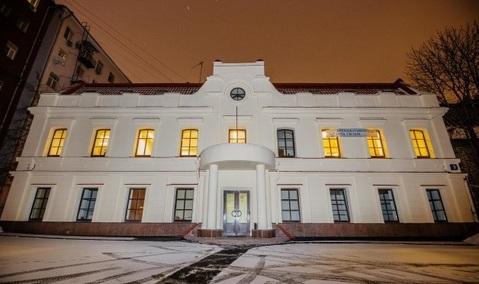 Особняк в центре Москвы с собственной парковкой!