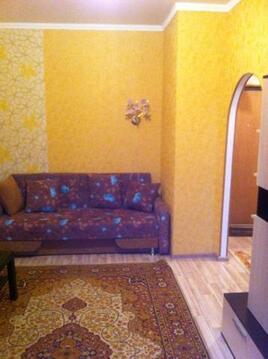 Однокомнатная квартира в новом микрорайоне