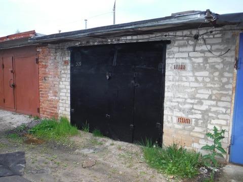 Продается кирпичный гараж в Шибанково, г. Наро-Фоминск